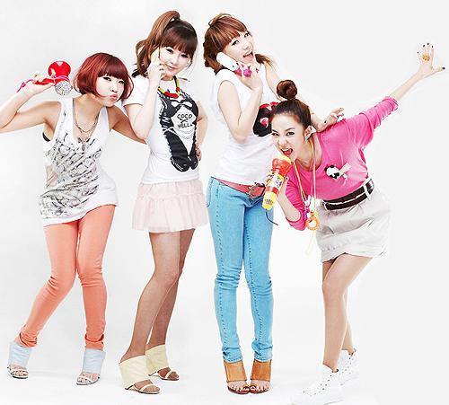 2NE1 Korea-1