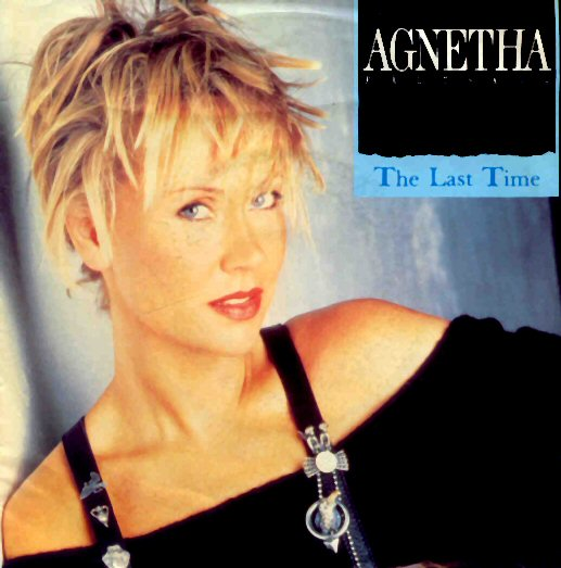 The_Last_Time_Agnetha_Fältskog_single_coverart